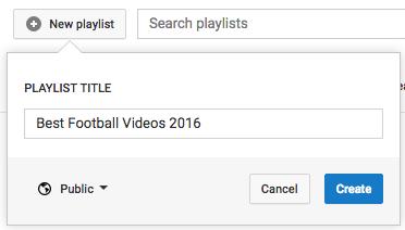 """YouTube crea una nueva página de lista de reproducción """". width = """"372"""" title = """"YouTube crea una nueva página de lista de reproducción"""". style = """"width: 372px""""> </p> <p style="""