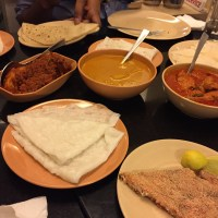 bangalore eats: dinner at mangalore pearl.