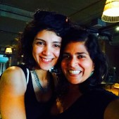 loved getting to catch up with tugce while she was in town! bangalore, india. may 2015.