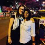 shelton and her husband came to bangalore, so we got to have a rhodent reunion after 8 years apart. and it was magical. bangalore, india. june 2015.