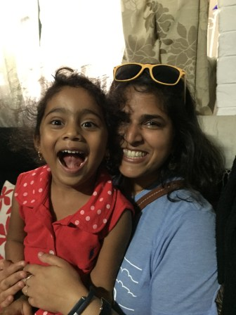 my peanut was so excited to have me back. bangalore, india. january 2015.