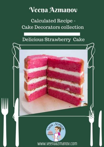 When Looking For The Perfect Cake Recipe 39 S Us Cakers Or Decorators Want Which Our Customers Will Love That Are Easy To Make And