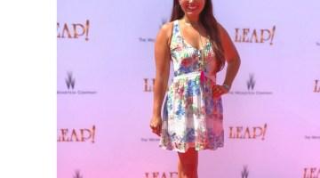 Leap! Movie Premiere LA