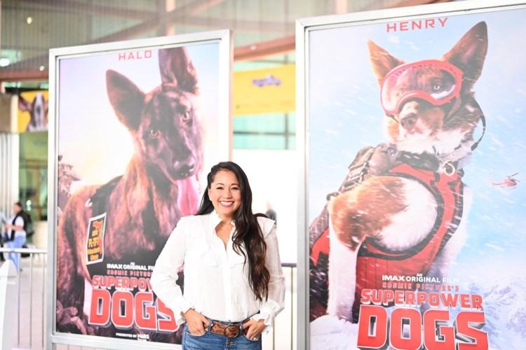 Superpower Dogs Premiere