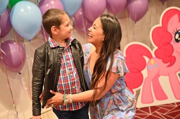 My Little Pony Season 9 Premiere Party - Veena Goel Crownholm