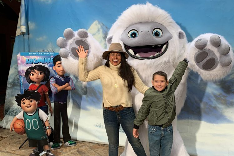 Abominable Home Release FUN