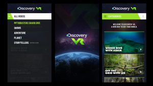 discovery-vr app