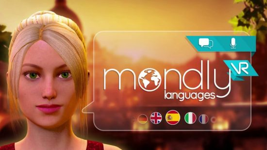 Learn Languages VR app