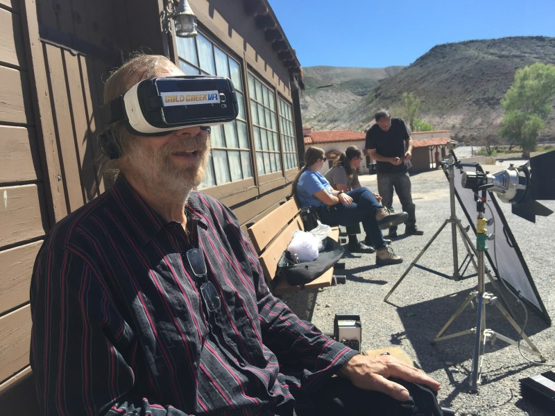 Gold Creek VR: The Gold Standard For Virtual Reality Production