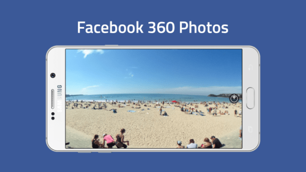 Facebook 360 to Upload Panoramic Photos