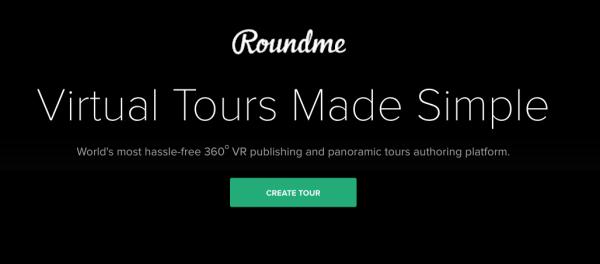 RoundMe A Great 360 photo Sharing Platform