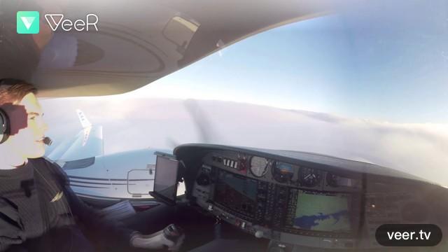 surfing in 360 vr videos