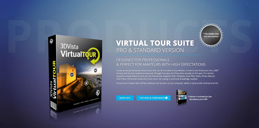 Top 12 Desktop and Cloud-based Virtual Tour Software ...