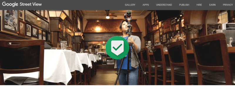 How to Become a Google Street View Trusted Photographer