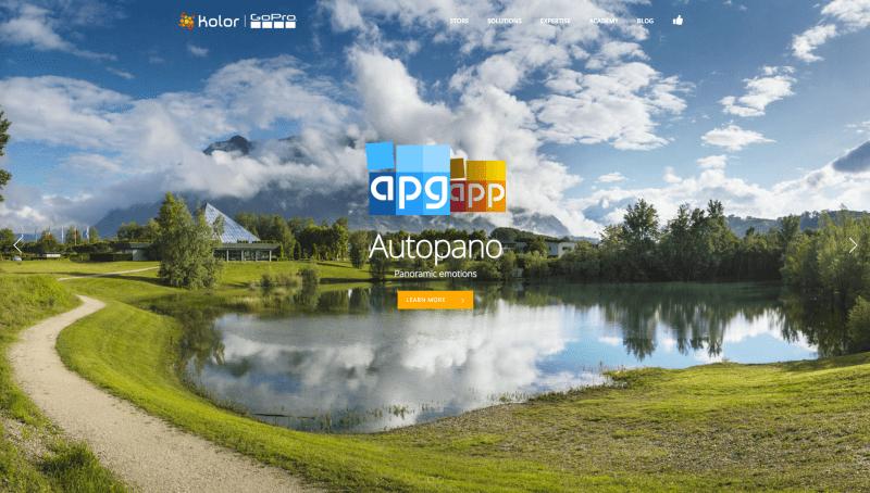 Kolor Autopano: Create A Panorama with Autopano Pro/Giga