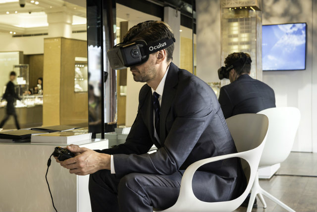 Virtual Reality Changes How We Buy Things