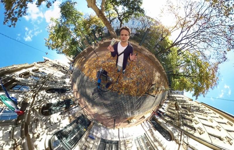 Gaba VR, Pioneering Hungarian 360 Vlogger Invents New Generation Media Solutions