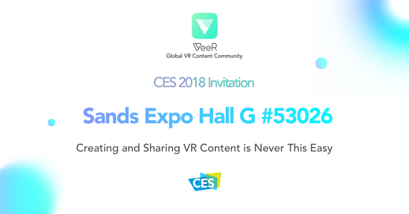 VeeR presents at CES 2018