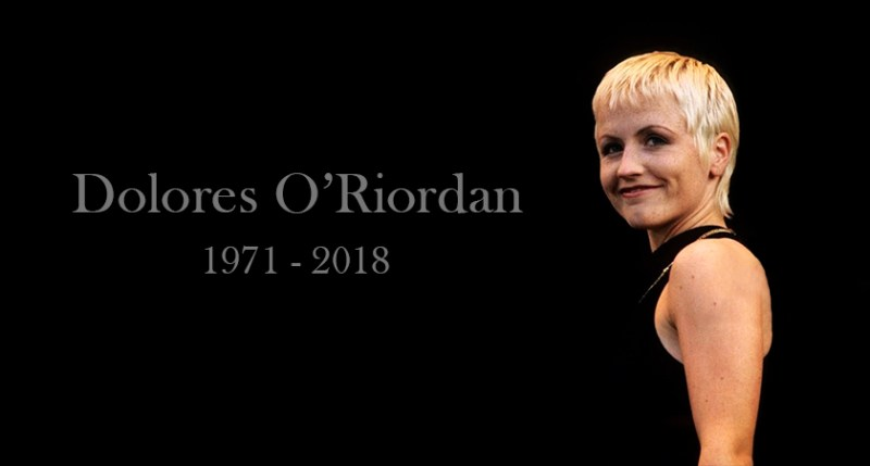 Remembering Cranberries Lead Singer Dolores O'Riordan