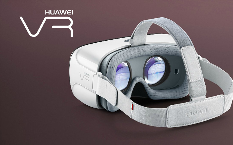 VeeR VR Featured on the Front Page of Huawei VR