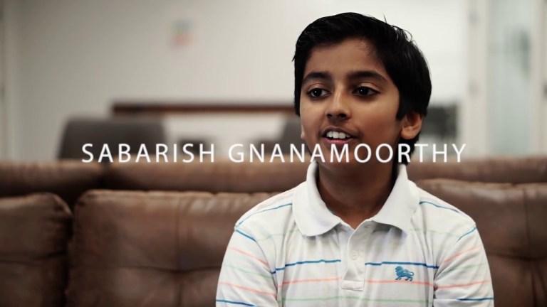 Sabarish Gnanamorrth