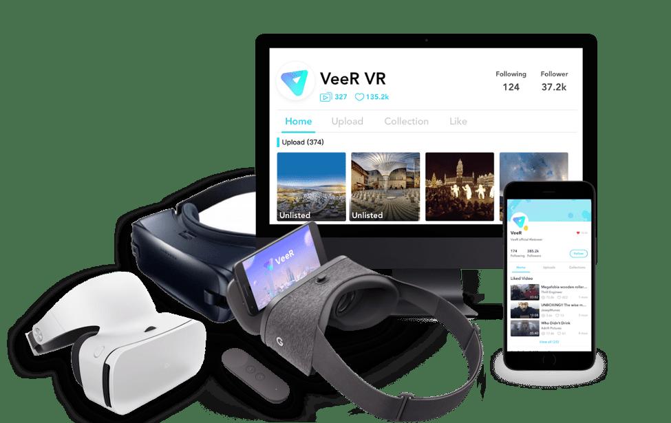 VR视频观看设备VR头显介绍