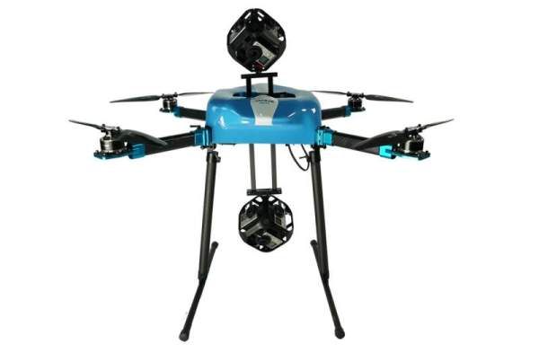 Janus 360 by Drone Volt price $14300