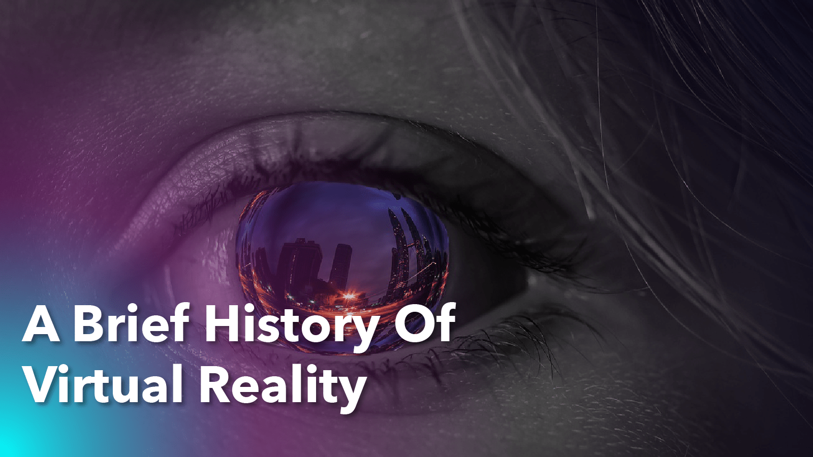 A Brief History of VR