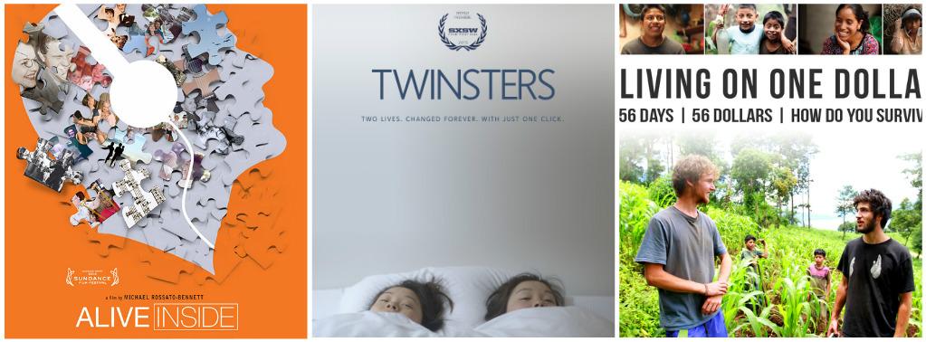 Drie documentaires voor een lach en een traan