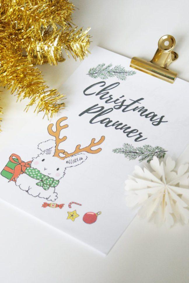 Kerstplanner