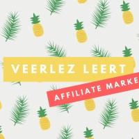 Veerlez leert: Affiliate Marketing