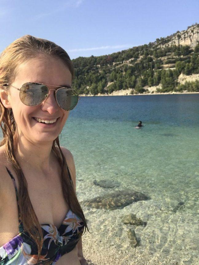 zwemmen in Split