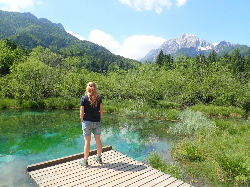 Mijn eerste dag in Slovenië