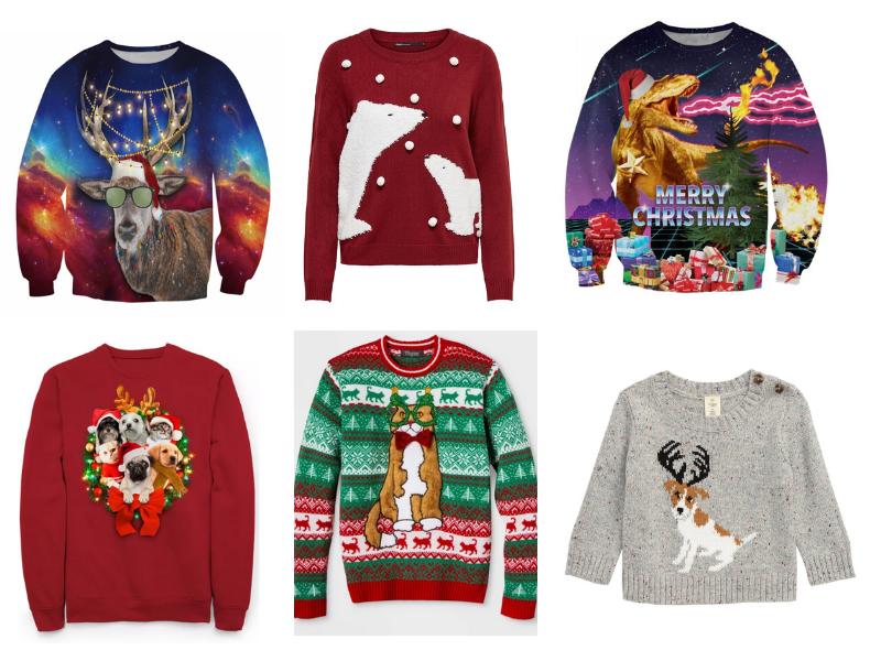Kersttruien met dieren