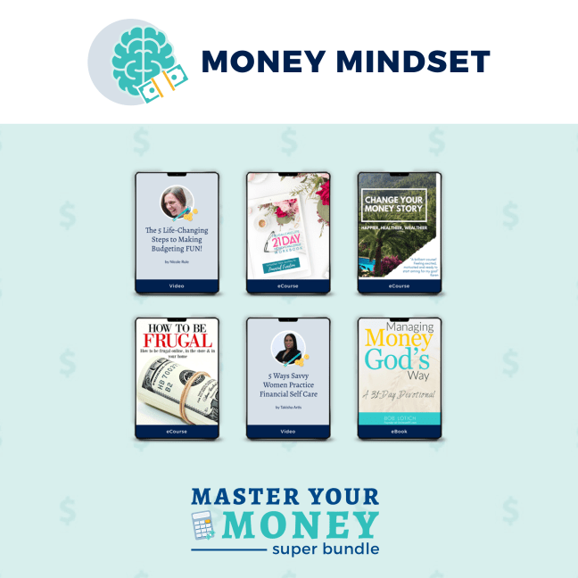 Master Your Money Super Bundle 2019