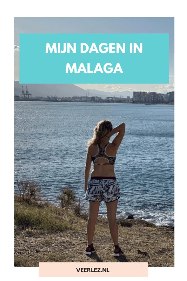 Mijn dagen in Malaga