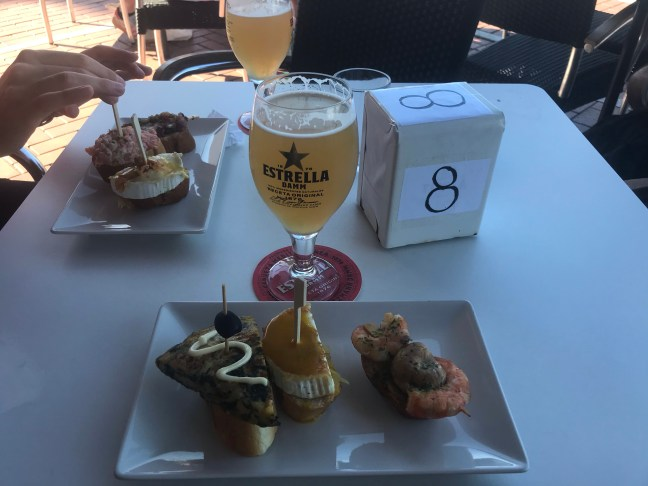 tapas in Las Palmas