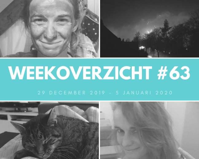 Weekoverzicht #63: Laatste weekje in NL