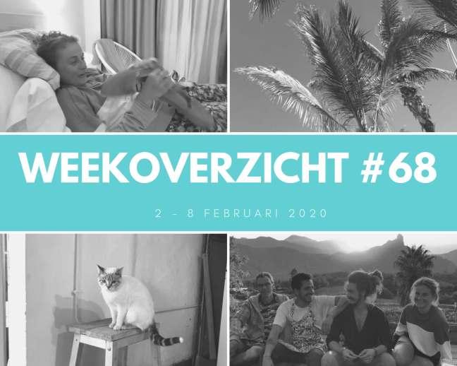 Weekoverzicht #68: 4 hostels en een hotel