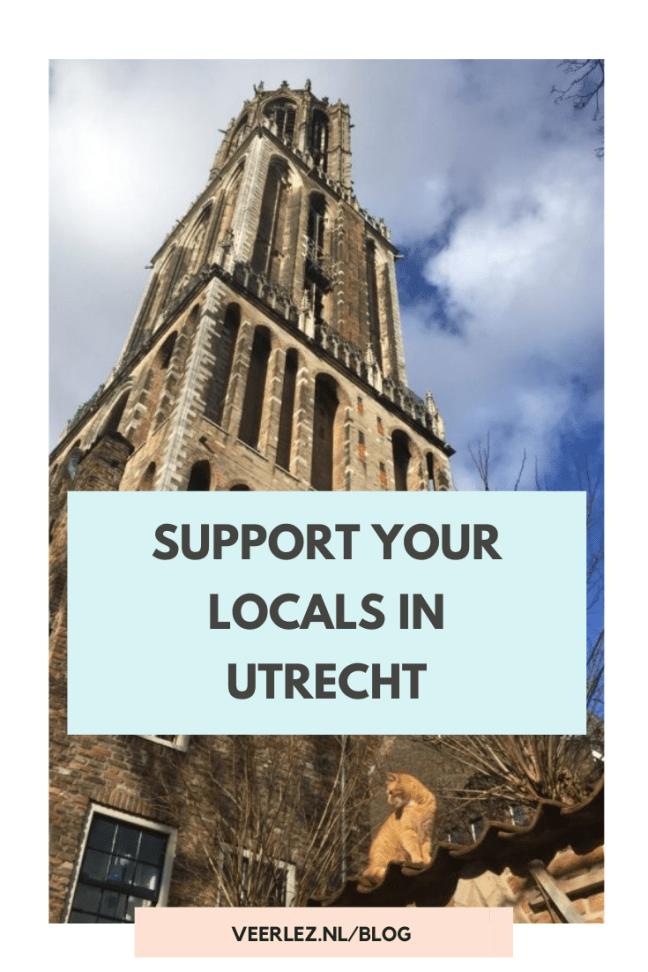Wil je bijdragen aan de kleine zaakjes in Utrecht? Hier is een overzicht hoe de horeca en anderen in Utrecht zich staande proberen te houden! Support your locals in Utrecht