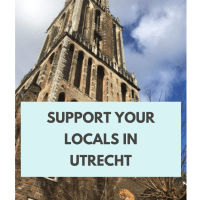 Support your locals in Utrecht