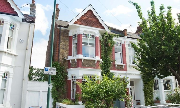 Veeve House Creighton Rd Queens Park London