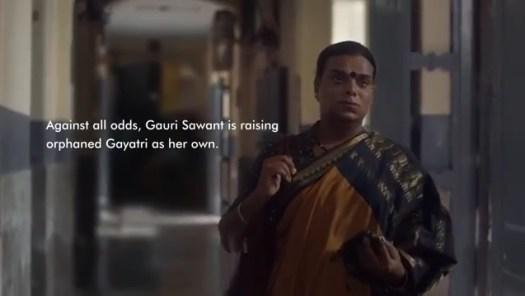 Vicks Ad Transgender