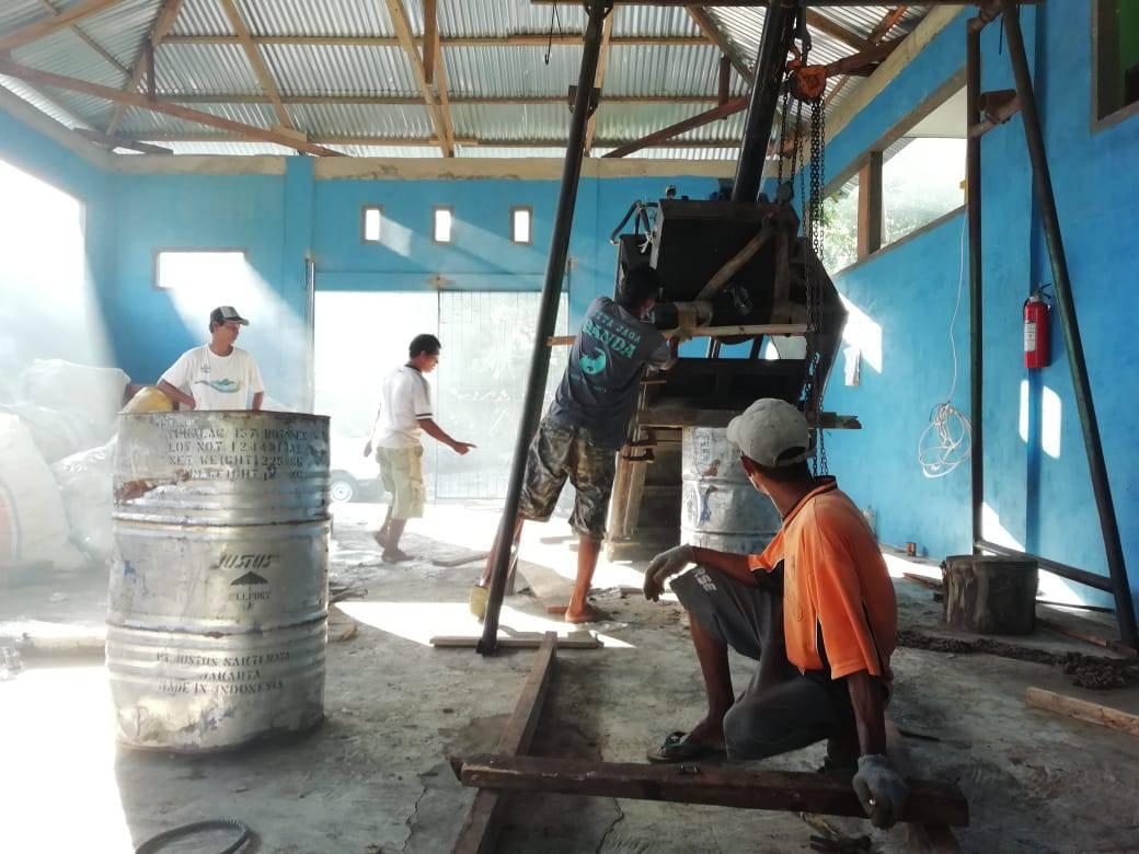 Hydraulic press banda-2