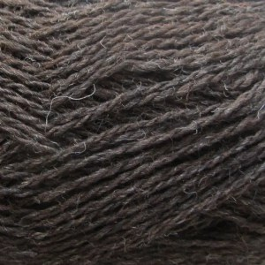 Isager Highland Wool - Chocolate
