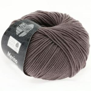 Lana Grossa Cool Wool 558 - Gråbrun