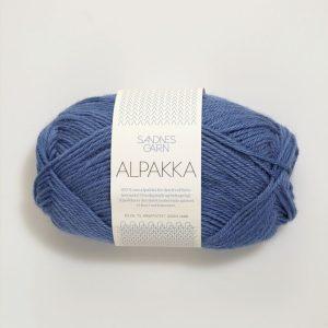 Sandnes Alpakka 6053 - Blå