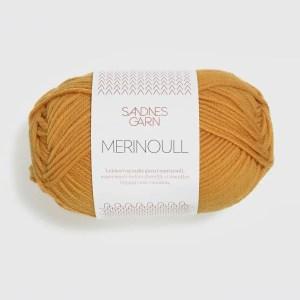Sandnes Merinoull 2325 - Honninggul