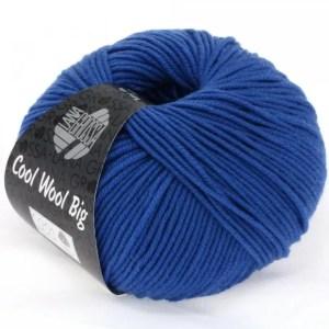 Cool Wool Big 902 - Koboltblå