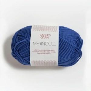 Sandnes Merinoull 5836 - Kobolt